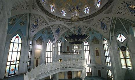 Masjid Kul Sharif, Gaya Renaisans Awal dan Ottoman (3)