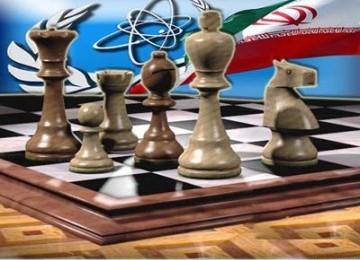 Iran dalam percaturan dengan PBB dan Barat (ilustrasi)