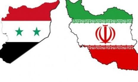 Iran dan suriah