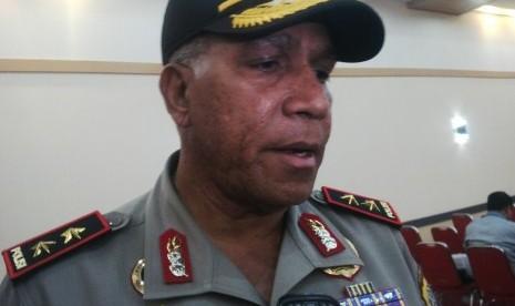 Paulus Janji Dampingi Boy Rafli Saat Jadi Kapolda Papua