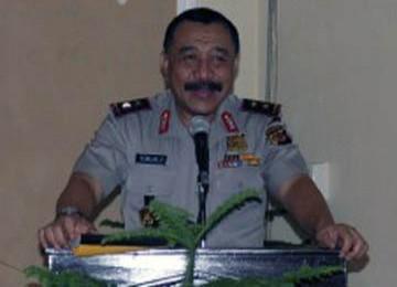 Irjenpol Timur Pradopo yang kini menjabat sebagai Kapolda Metro Jaya