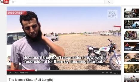 ISIS ancam Turki