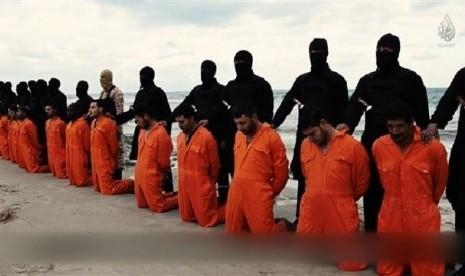 ISIS merilis eksekusi tawanan.
