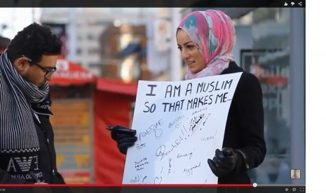 Kepala Gereja Inggris Kecam Aksi Islamofobia