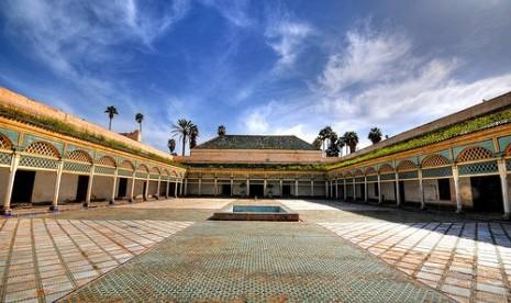 Istana Al-Bahia, Mutiara di Kota Marrakech (1)