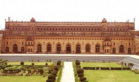 Istana Bra imambara, Lucknow, India