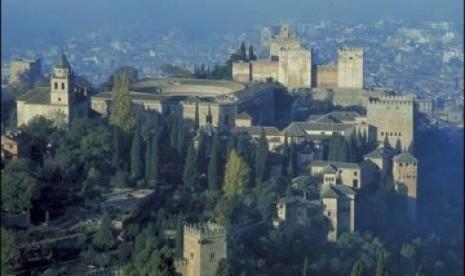 Istanda Alhambra di Granada
