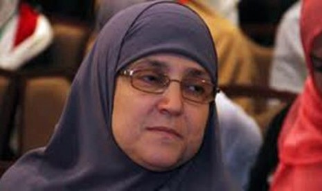 Istri Muhammed Mursi, Najla Mahmud