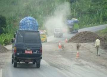 Jalintim Sumatra di wilayah Lampung