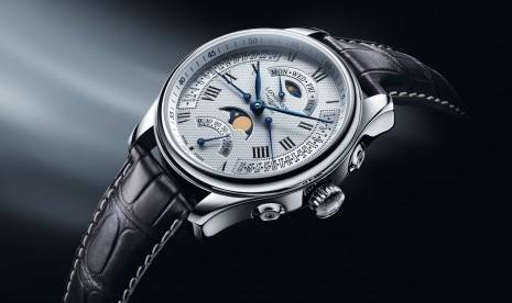 Jam tangan Swiss (ilustrasi).
