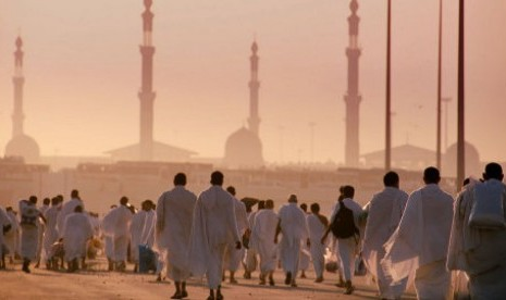 Jamaah Haji (ilustrasi)