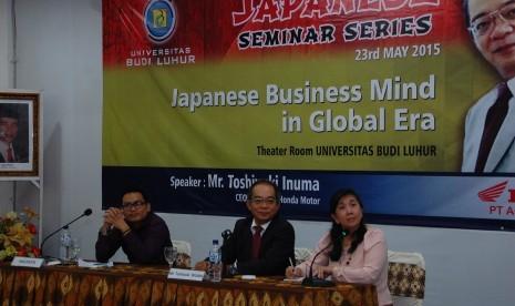 japanese seminar series