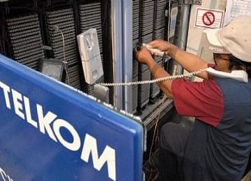 Jaringan telepon Telkom