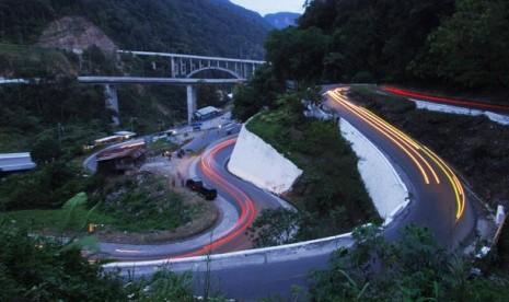 Presiden: Jembatan Kelok Sembilan Semoga Bawa Manfaat untuk Sumbar