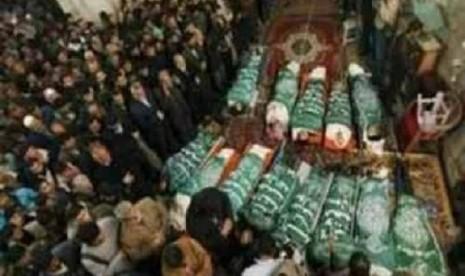 19 Tahun Dikubur, Jasad Pejuang Palestina Masih Utuh