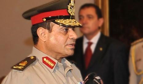 Jenderal Abdel Fatah Al Sisi