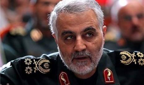 Jenderal Garda Revolusi Iran (IRGC) Hossein Hamadani terbunuh di Aleppo, Jumat (9/10).