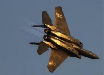 Jet tempur Israel melancarkan empat serangan udara ke Jalur Gaza