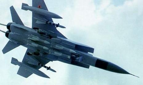 Jet tempur pencegat jenis MiG-31BM