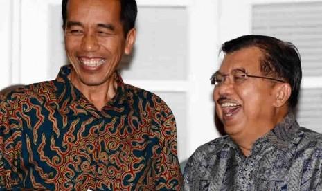 Joko Widodo - Jusuf Kala