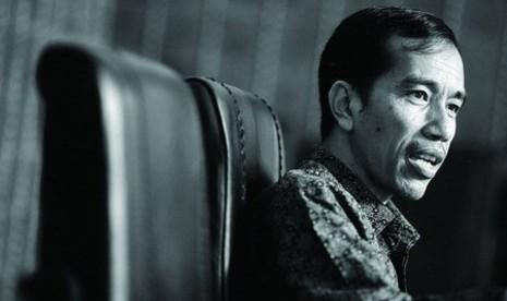 Jokowi.