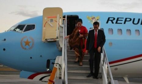 Tiba di Sydney, Jokowi Mulai Kunjungan Kenegaraan di Australia