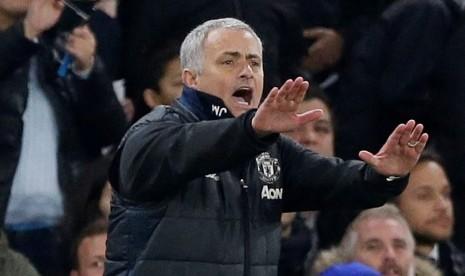 Mourinho: Laga Persahabatan Timnas tak Ada Gunanya