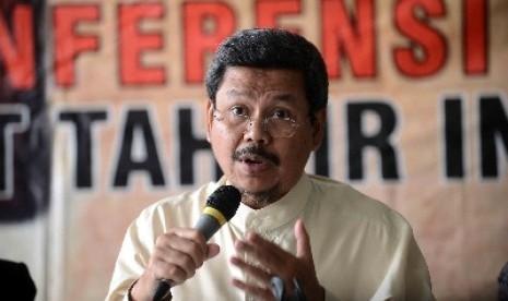 Jubir Hizbut Tahrir Indonesia (HTI), Muhammad Ismail Yusanto.