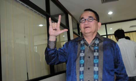 Jubir Partai Demokrat Ruhut Sitompul