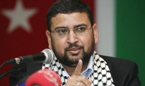 Juru bicara Hamas, Sami Abu-Zuhri.