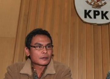 Juru Bicara KPK Johan Budi SP