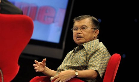 Former vice president, Jusuf Kalla (file photo)
