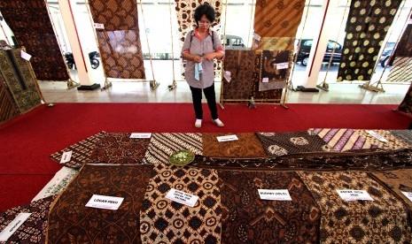 30 Pengrajin Batik Bantul Boyongan ke Jakarta