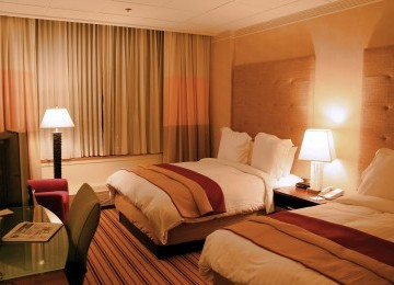 Kamar hotel/ilustrasi