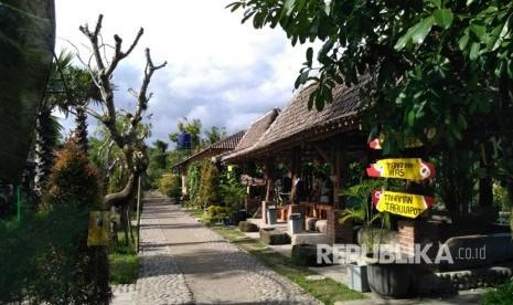 Pemerintah Targetkan Pembangunan 20 Ribu Unit Desa Wisata Tahun Ini