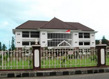 Kampus Universitas Yogyakarta