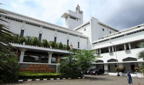 Kantor Gubernur Bali Kantor Gubernur Jawa Timur
