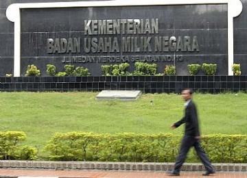 Kantor Kementerian BUMN