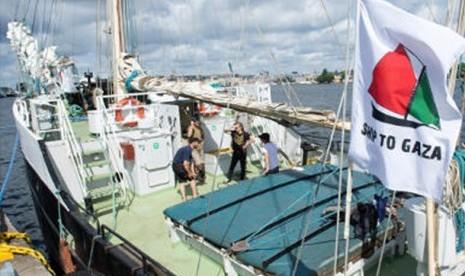 Serang Kapal Estelle, Israel seperti Perompak