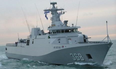 Kapal RI Bisa Kacaukan Radal Kapal Perang AS