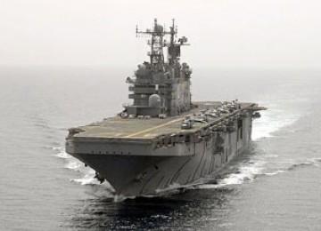 AS Kirim Dua Kapal Perang ke Libya