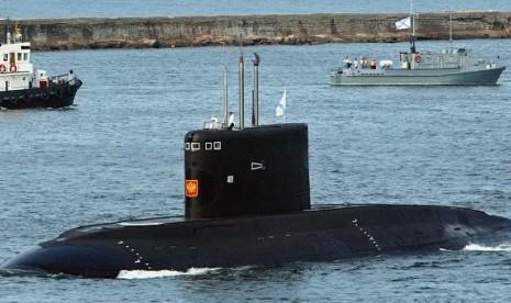 Kapal selam 'Black Hole' Rusia