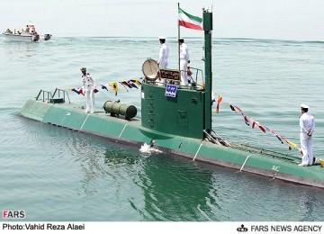 Iran akan Buat Kapal Selam Bertenaga Nuklir
