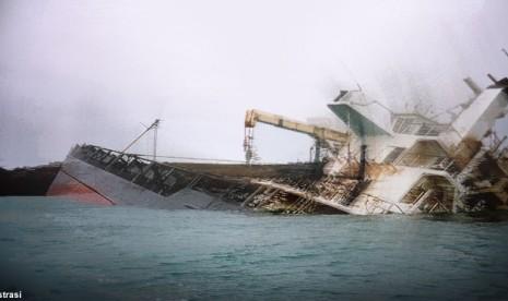 Kecelakaan Kapal, 500 Orang Tewas