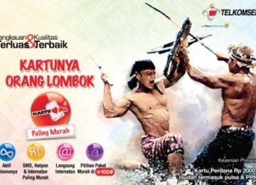 Kartu As edisi Lombok