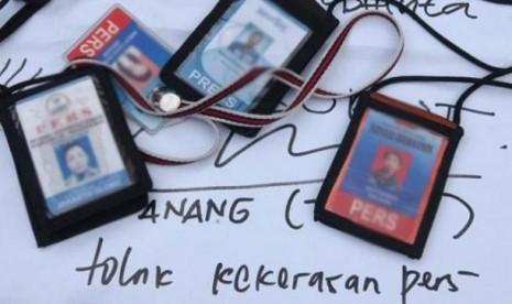 Oknum Polisi di Sumsel Paksa Wartawati Hapus Foto dan Video Liputan