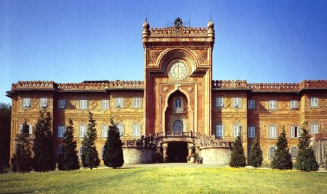 Kastil Sammezzano, Florence, Italia