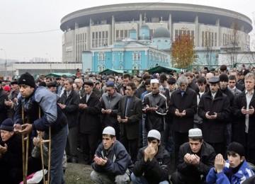 Kaum Muslim Rusia. Ilustrasi