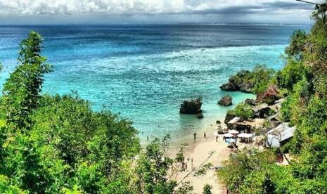 Kawasan Pulau Moyo, Sumbawa, NTB.