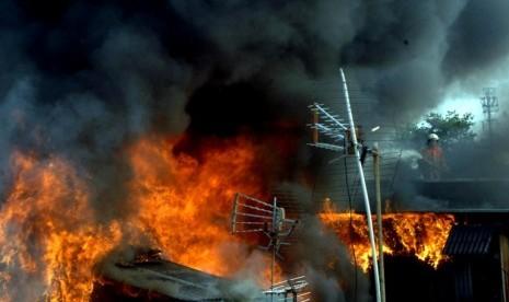 Kebakaran Tambora